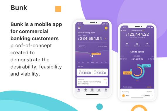 Bunk Mobile App