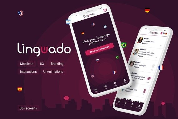 Learning Languages Mobile App