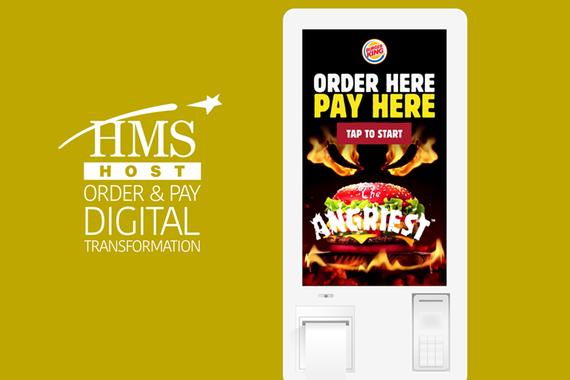 Big HMSHost Brands Embrace Real Digital Transformation