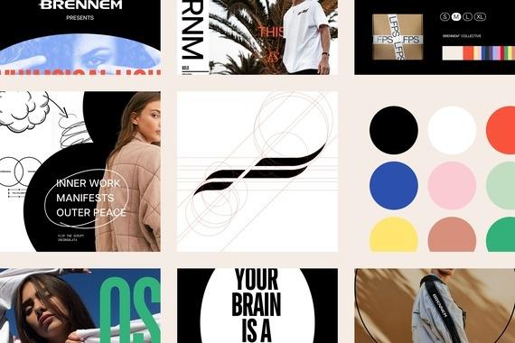 Brand Identity for Brennem Collective