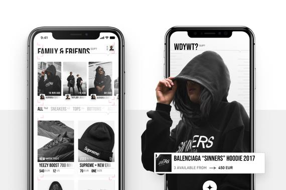 Motherlode - Social Market App