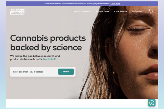 BigBrain Cannabis: Connecting Patients with Science-Backed Product Matches
