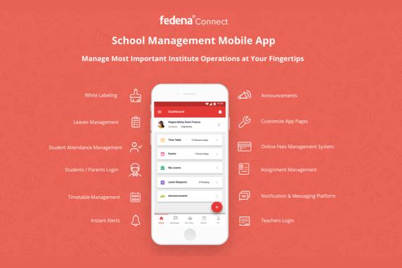 Fedena - School Management ERP