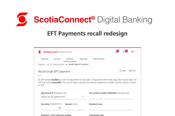Payments Recall