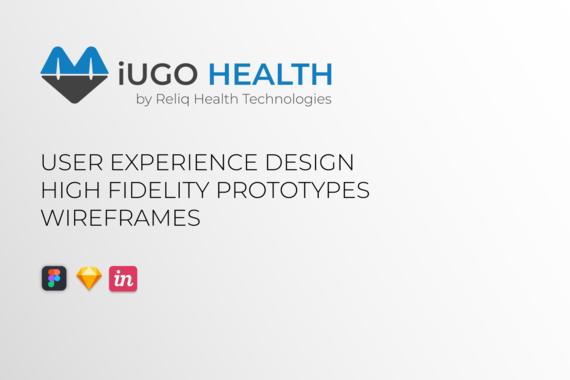 iUGO Health — by Reliq Health Technologies
