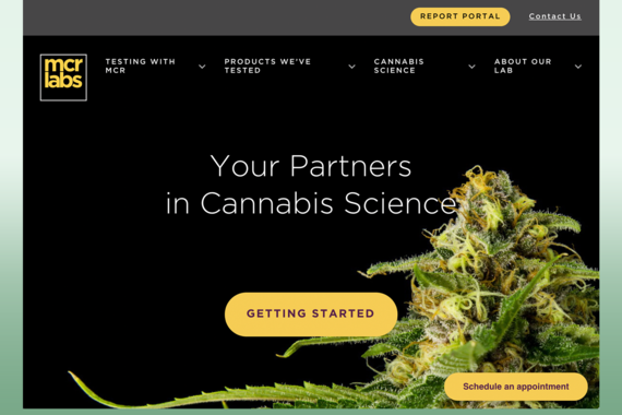 MCR Labs: Improving the Customer Experience for Cannabis Testing