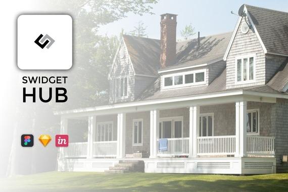 SWIDGET HUB — Smart Home Remote Control