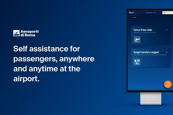 Self Assistance for Passengers, Anywhere and Anytime in The Airport