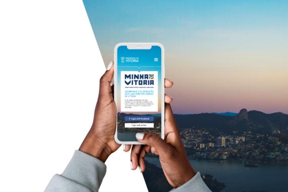 Minha Vitória: An Urban Master Planning Collaboration Platform