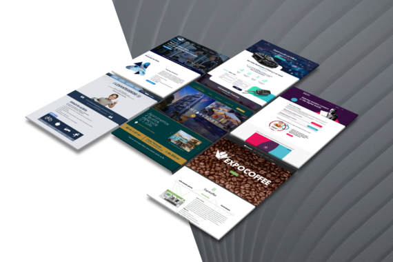 Websites and Landing Pages