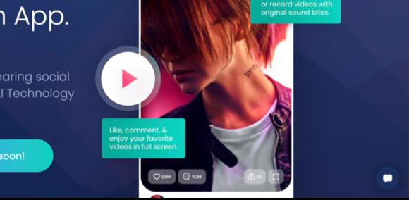 Whitepaper & Lightpaper for a Social Media App