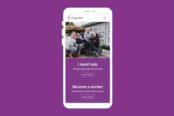 MycareMycare - Mobile App and Desktop