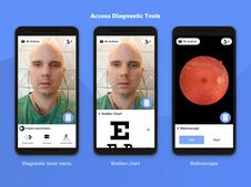 Diagnostic Chat, Medical Training App