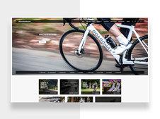 Boardman Bikes - Responsive eCommerce UI