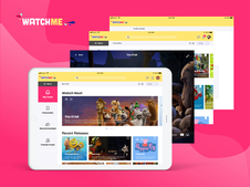 WatchMe :: Kids On-demand Streaming App
