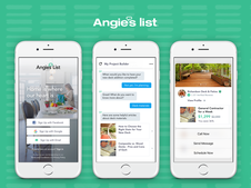 Angie's List Mobile Apps