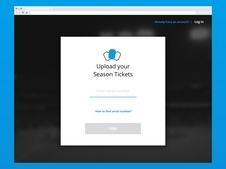 Season Share Web App