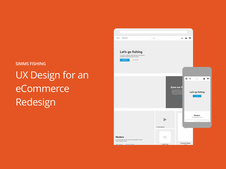 UX Design for an eCommerce Redesign