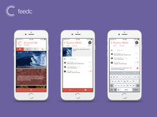 Feedc | Connecting People and Places