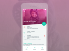 Babytracker App
