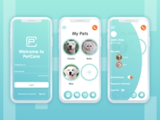 PetCare - Medical Assistant App