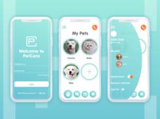 PetCare - Medical Assistant app