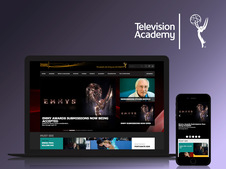 Emmys.com | UX, Design, Creative Direction