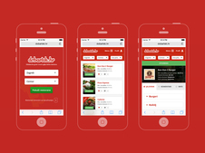 Dobartek.hr  |  Online Food Ordering App
