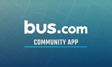 Bus.com Community App