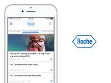 Roche News App