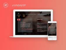 FONDAFIP: Website