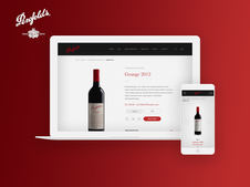 Penfolds: eCommerce Website and EDM Program