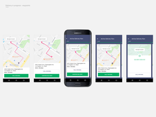 ZipIQs | Fleet Management App