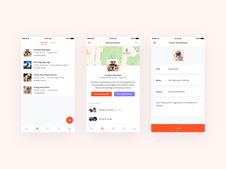 Paw Me Up | iOS App & Branding