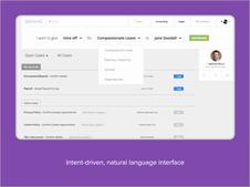 Responsive Web App for Business Admin