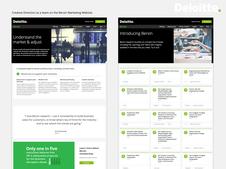 Product Design Lead & Senior UX Designer - Deloitte Consulting