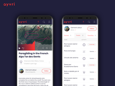 AYVRI | Brand, UI/UX, Illustration—2018
