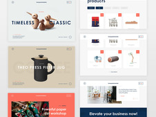 From Paris to Helsinki - eCommerce Website Design