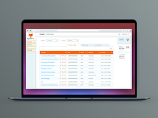 SignalFox Web Dashboard and Branding