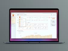 SignalFox Web Dashboard and Branding