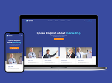 Platform for Learning Business English