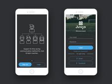 Jungo iOS App
