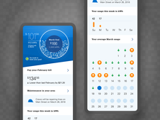 Home Energy Customer Mobile App
