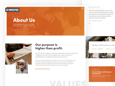 Brester Construction Website