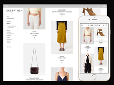 Ekseption — High-end fashion retailer