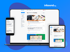 Inbound.org Community Redesign