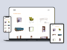 Ombra Collection Website