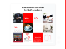 Goytia & Associates (Law Firm) | Rebranding and Website