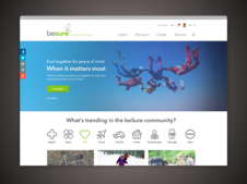 Besure - Reinventing Insurance Through Crowdfunding