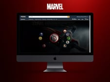 MARVEL Cinematic Universe Web Experience